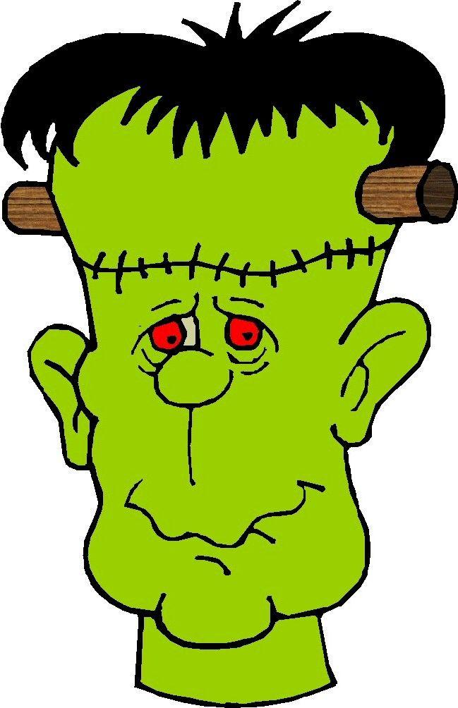 Http Www Freekidscrafts Com Frankenstein Halloween Decoration Halloween Clipart Halloween Quilts Frankenstein Halloween