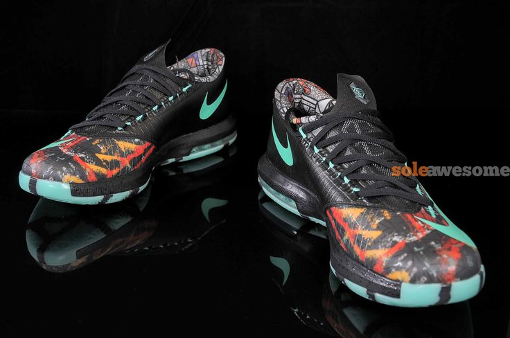 Nike KD VI Illusion All Star Detailed Pictures