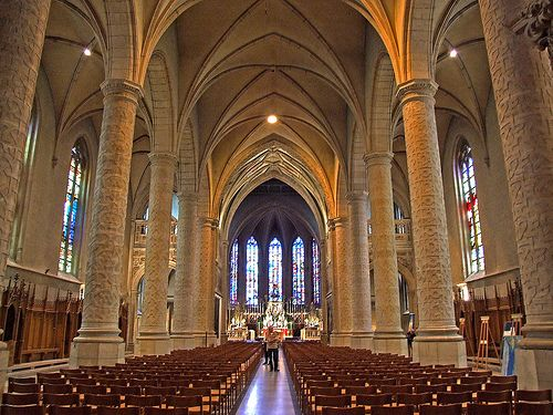 Lesbian northland cathedral