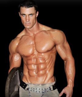 Greg Plitt has appeared on the covers of more than 100 fitness magazines and 25 romance novels in the last four years. He is undisputedly ...