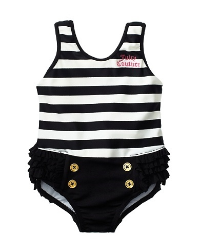 Juicy baby swimsuit