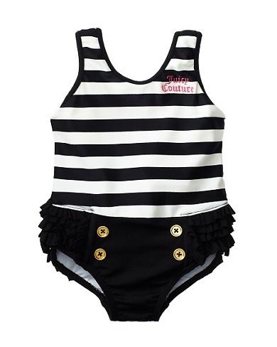 Juicy baby swimsuit