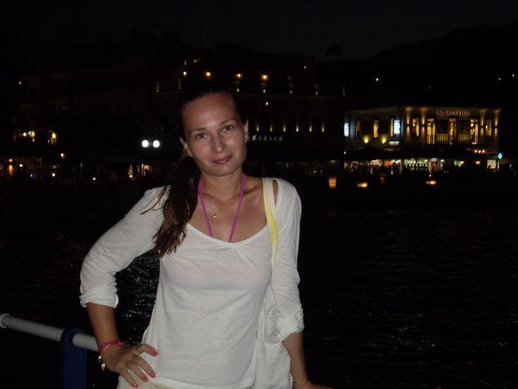 Me in Agios Nicolaos