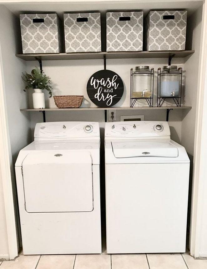 36 The Ultimate Laundry Closet Makeover Diy Trick Apikhome Com