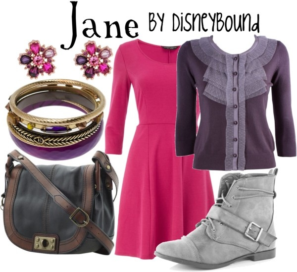 """""""Jane"""" by lalakay ❤ liked on Polyvore"""