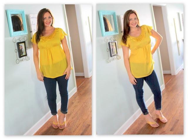 Post pregnancy dress styles