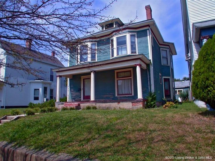 15 best southern indiana homes images on pinterest for Southern indiana home builders