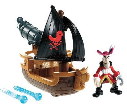 Get Hook's Battle Boat for $7.98 (Reg. $14.99)! - http://couponingforfreebies.com/get-hooks-battle-boat-7-98-reg-14-99/