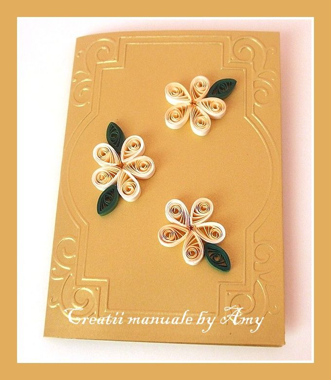 wedding gold invitation