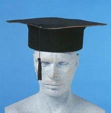 Шляпа для судьи фото