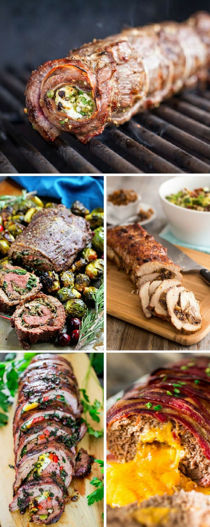 Holidays call for the most decadent dishes of the year. And some of the most sensational dishes to grace your table are the stuffed meat rolls. Just think about a stuffed flank steak roasted to perfection!