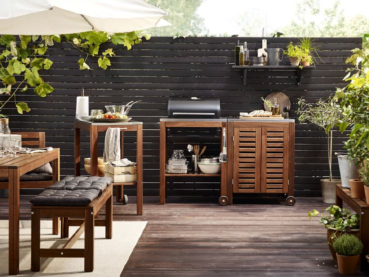 11 besten 30 outdoor ikea m bel ideen die inspirieren bilder auf pinterest inspirierend. Black Bedroom Furniture Sets. Home Design Ideas