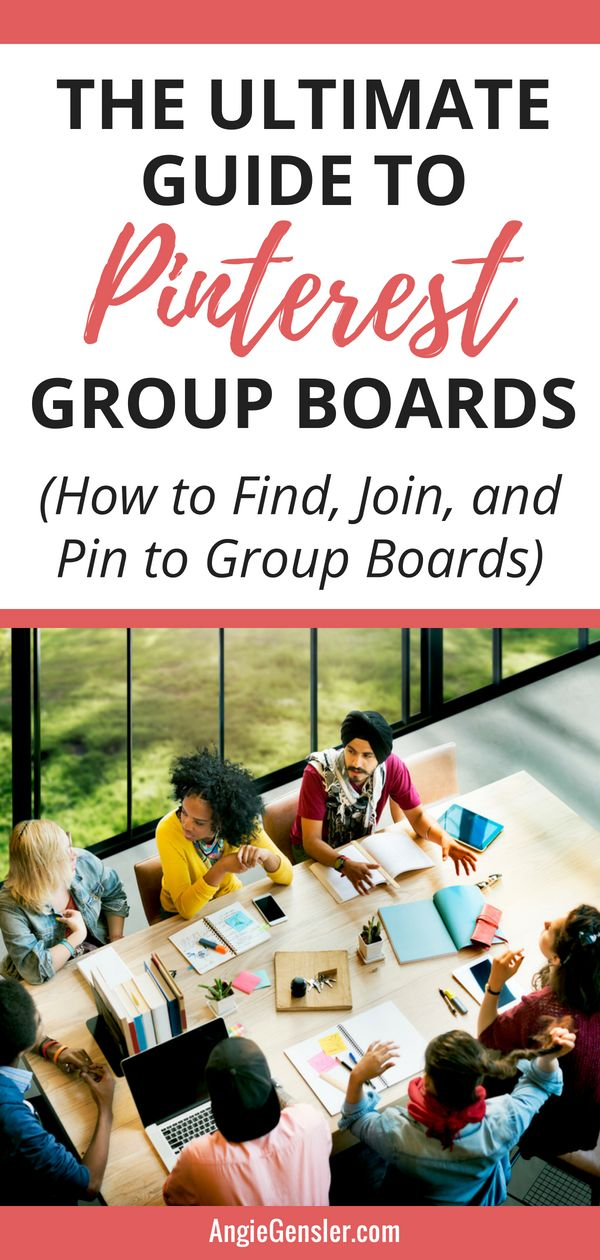 How to Find, Join, and Pin to Pinterest Group Boards.Izzet Hoca