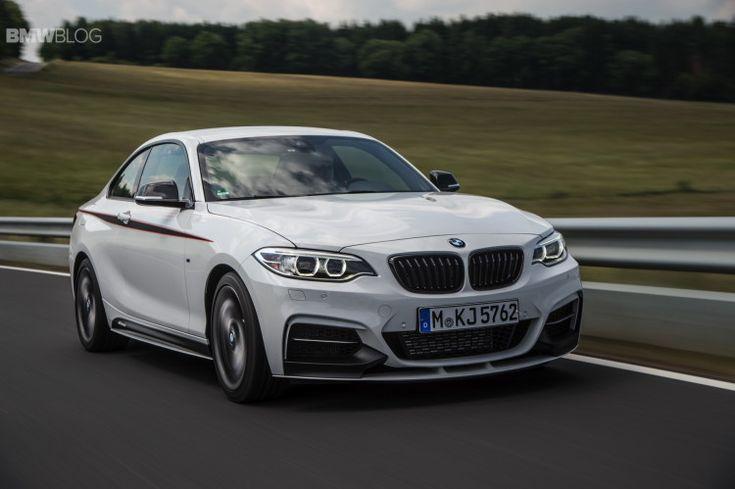 BMWBLOG Test Drive: 2014 BMW M235i M Performance Parts and LSD