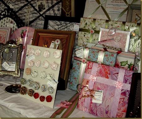 Antiques market giftware
