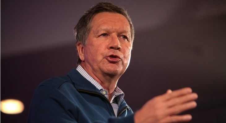 Ohio Gov. John Kasich Believes Medical Marijuana's Role in Taming the Opioid Epidemic is a Scam - MERRY JANE