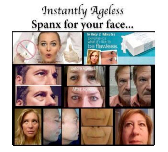 Instantly Ageless Jeunesse Global ❤️❤️❤️
