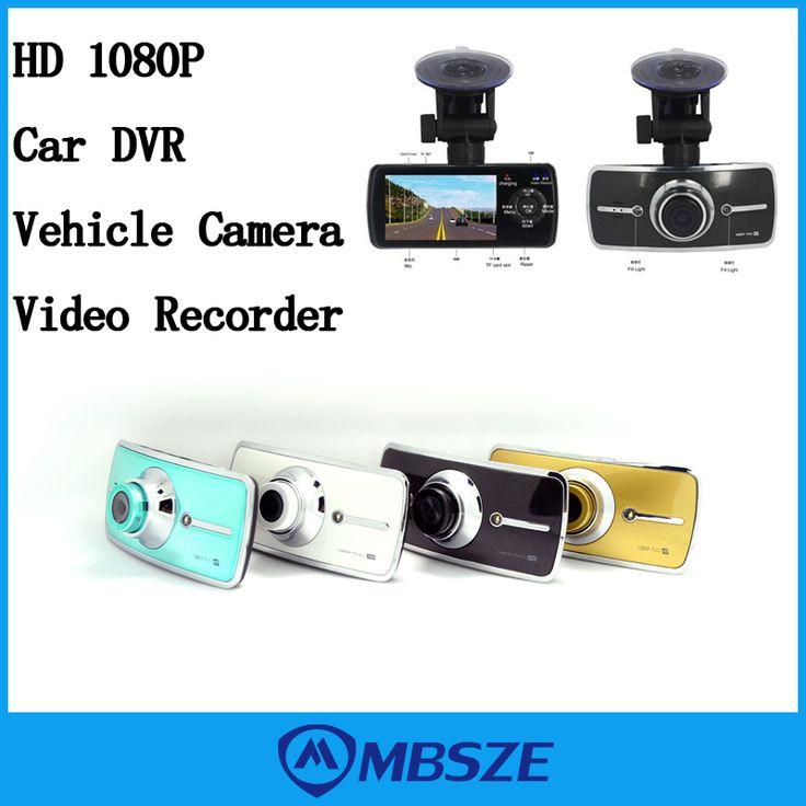 HD 1920 1080P Car DVR Vehicle Camera Video Recorder Dash Cam G sensor HDMI Original T400