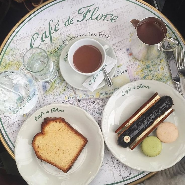 Read about Café de Flore from Guest of a Guest on September 26, 2016