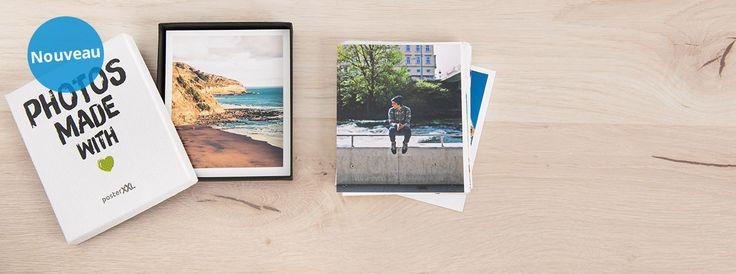 Impression photo façon Polaroid - posterXXL