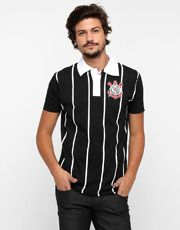Camisa Polo Corinthians Teem Way