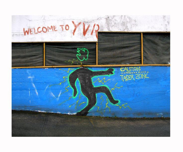 Welcome to YVR - Noel Hodnett