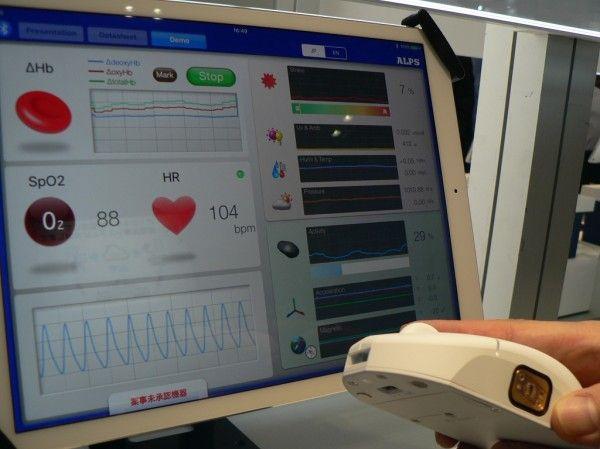 Alps Electric представила мышку, измеряющую уровень гемоглобина и сердечный ритм - http://leninskiy-new.ru/alps-electric-predstavila-myshku-izmeryayushhuyu-uroven-gemoglobina-i-serdechnyj-ritm/  #новости #свежиеновости #актуальныеновости #новостидня #news