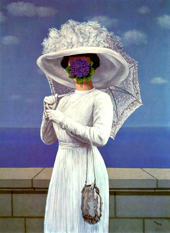 René Magritte - 1964