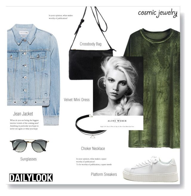 """""""Cosmic Jewelry"""" by brccz ❤ liked on Polyvore featuring rag & bone, Ray-Ban, polyvoreeditorial, polyvorecontest, polyvorefashion and cosmicjewelry"""