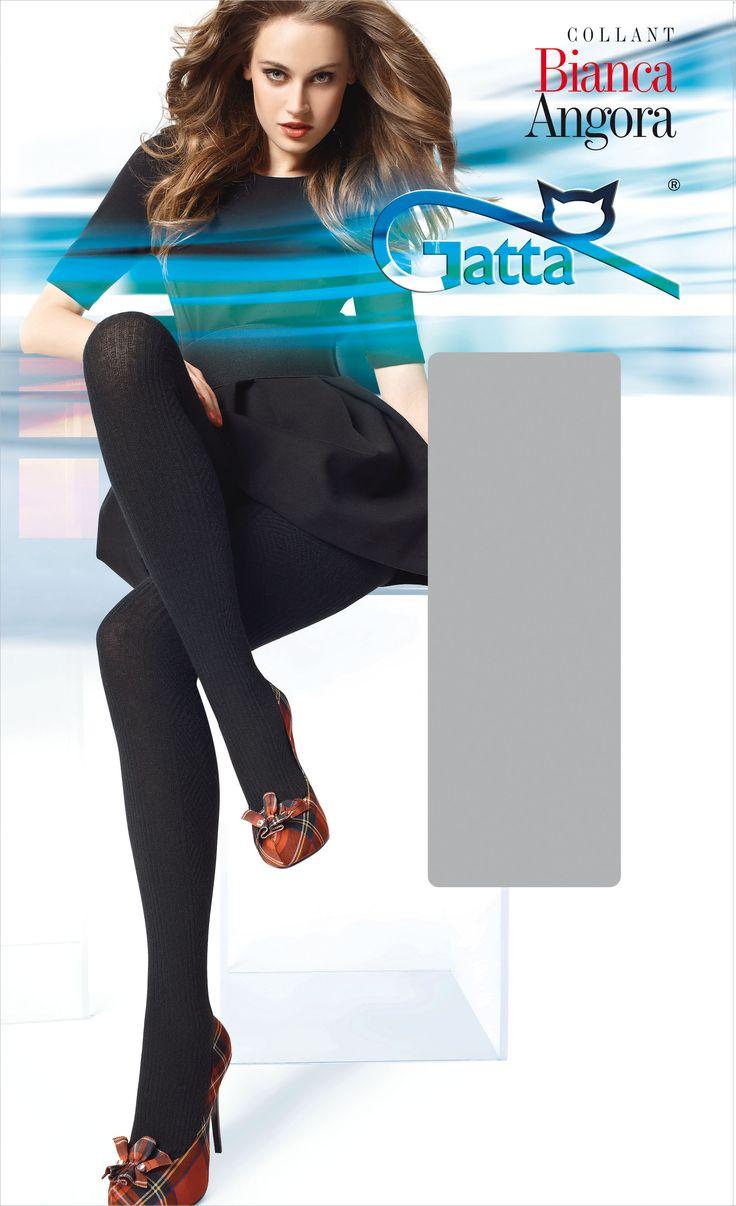 GATTA rajstopy - projekt graficzny opakowania Paweł Politański - pawel@politanski.info.pl, foto. Wojtek Wojtczak