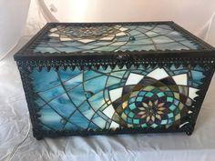 Large Jewelry Box Mandala - Delphi Artist Gallery