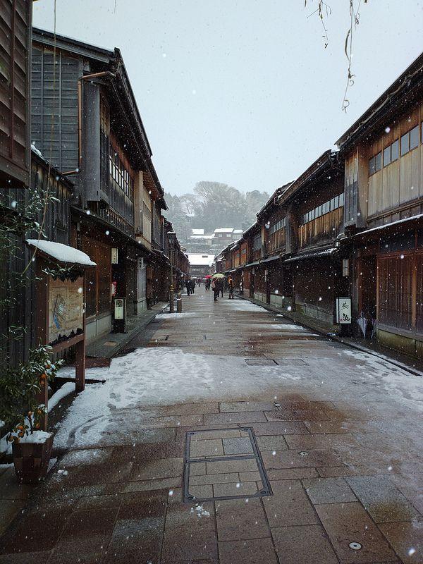 Higashi-Chaya ひがし茶屋町