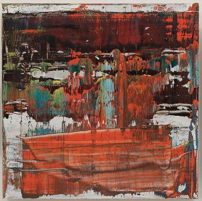 Gerhard Richter, Courtesy Marian Goodman Gallery, New York