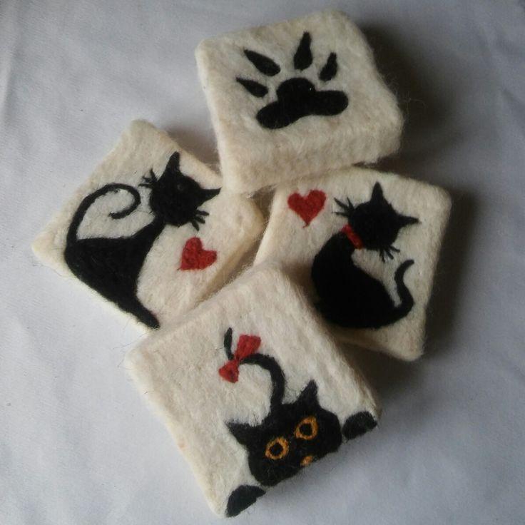 Kedi Keçe sabun