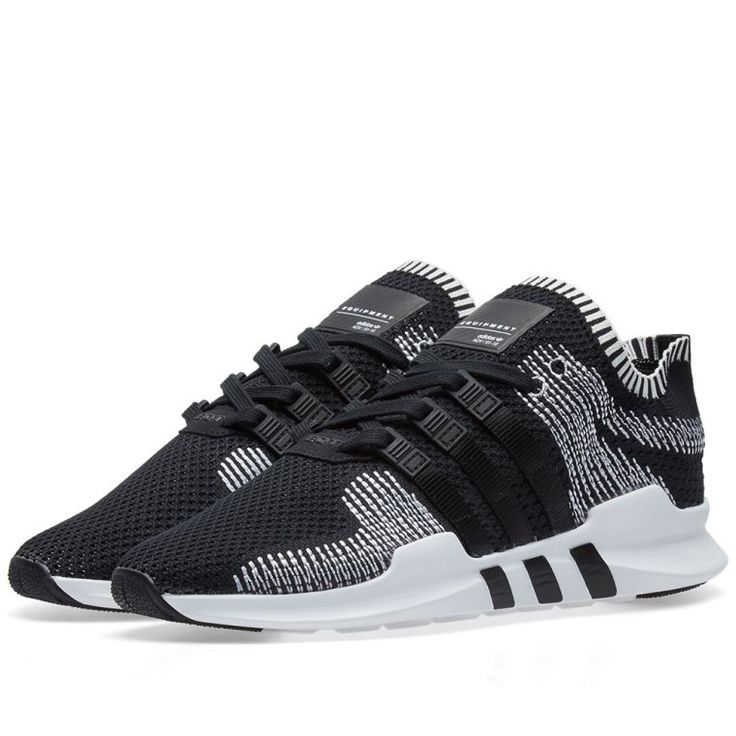 Adidas EQT Support ADV PK (Core Black & White)
