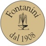 "Fontanini's cent logo, which displays ""Fontanini since (dal) 1908"" has been used to show figure authenticity. This logo is applied to a coin then embedded or placed on larger statues or underneath some figures. @Debbie Williams"