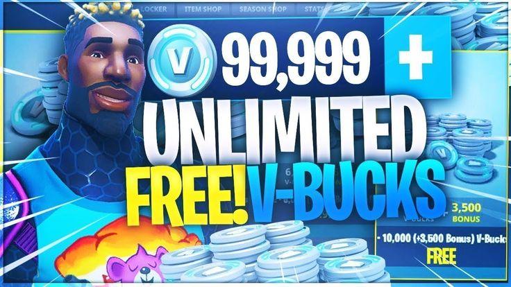 Fortnite Hack - Fortnite Free V Bucks - Free Battle Pass ...