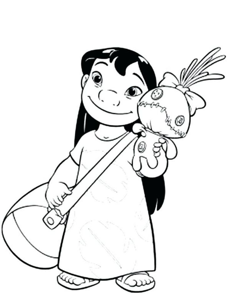 cute coloring pages of stitch. STITCH is an animal cartoon