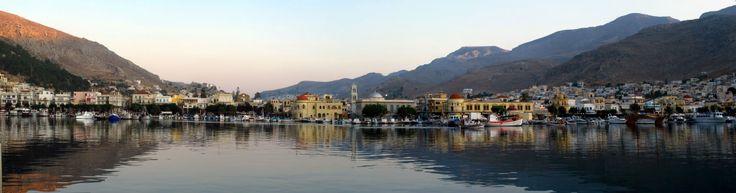 Port of Kalymnos - Pothia