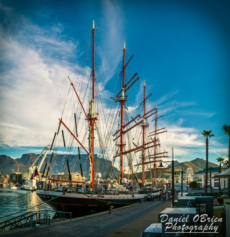 The Largest Sailing ship in the world