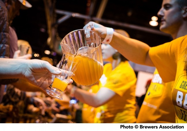 In October The Great American Beer Festival takes over Denver Colorado in celebration of craft beer. Over 2,500 beers are there to be tried, tasted and sampled over three nights of highly organised beer hoopla. Lucky beer lovers get to sip beer from hundreds of US breweries as well as those entered in competition.  http://www.thefoodtravelcompany.com/blog/great-american-beer-festival/
