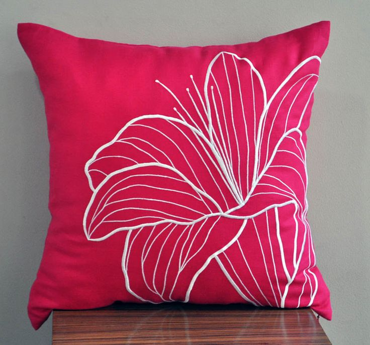 Red Coral Decorative Pillow : 1000+ ideas about Pink Throw Pillows on Pinterest Pink Throws, Throw Pillows and Coral Throw ...