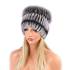 Mujer CHINCHILLA Gorra sombrero de zorro piel invierno BEANIE: 142,70 EUREnd Date: 13-sep 00:14Buy It Now for only: US 142,70 EURBuy it now…