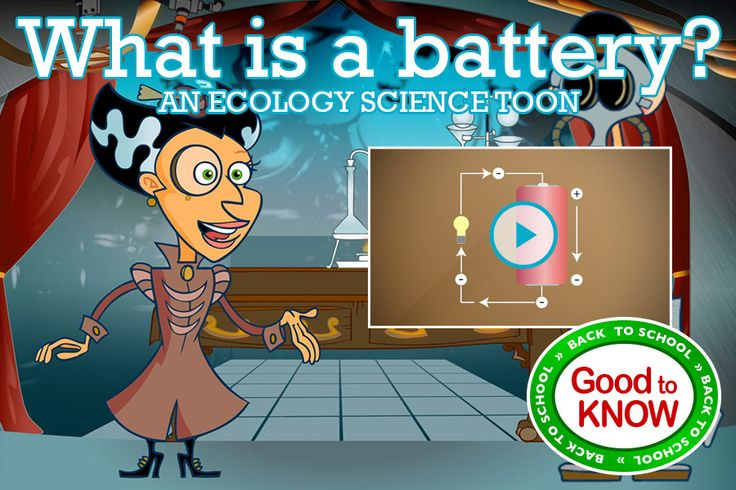 """What Is A Battery?"": An Ecology Science Toon http://nautilusleaks.com/kidoons/webisodes/277-what-is-a-battery-an-ecology-science-toon"