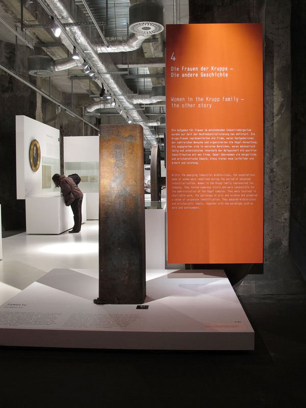 200 years of Krupp - a survey of the myth by Clemens Hartmann, via Behance