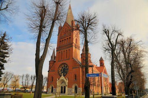 Inowrocław, Kościół  Zwiastowania NMP