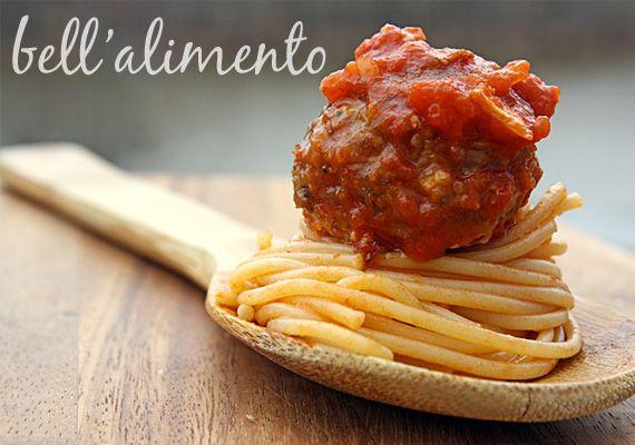 Basic Italian Meatballs Recipe — Dishmaps