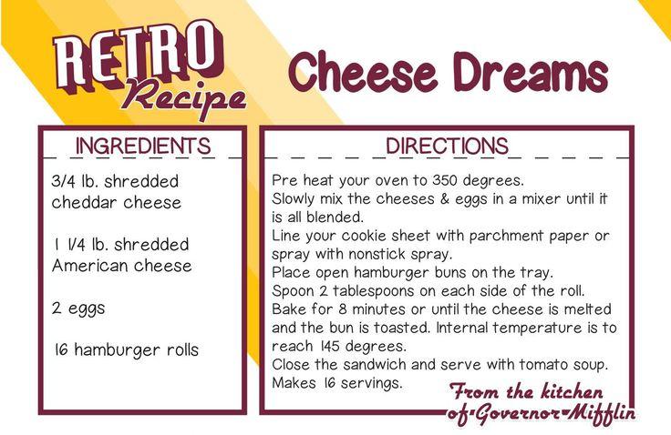 Governor Mifflin School District Cheese Dreams