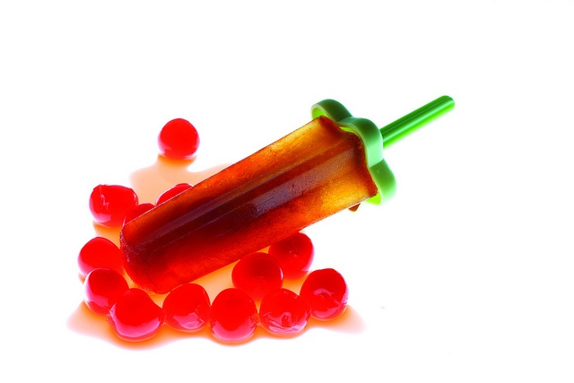 Blueberry Moonshine Popsicles Recipe — Dishmaps