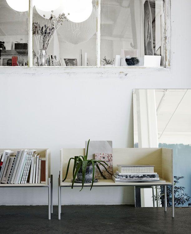 Die besten 25 freistehende regale ideen auf pinterest - Fliesen skandinavischen stil ...